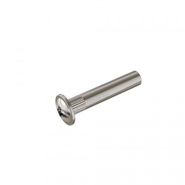 CONNECTOR JOINT, FEMALE SCREW M4 D.5x27mm